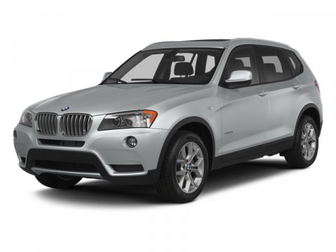 2014 BMW X3 xDrive28i AWD Deep Sea Blue MetallicBeige V4 20 L Automatic 30904 miles Off Lease