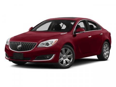 2014 Buick Regal Black OnyxEbony V4 20L Automatic 3 miles  ENGINE 20L TURBO DOHC 4-CYLINDER S