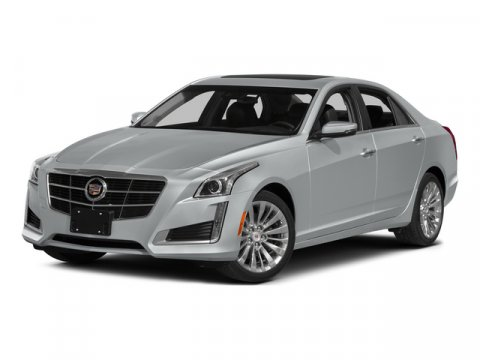 2014 Cadillac CTS Turbo Luxury RWD WhiteLight Cashmere wMedium Cashmere Accents V4 20L Automat