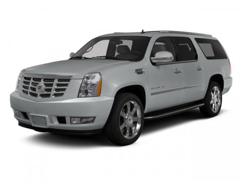 2014 Cadillac Escalade ESV ESV Platinum Collection White Diamond TricoatCocoaLight Linen V8 62L
