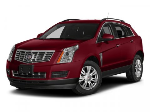 2014 Cadillac SRX AWD Luxury Collection Sapphire Blue MetallicShale wBrownstone accents V6 36L