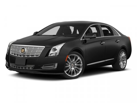 2014 Cadillac XTS AWD Luxury Collection Radiant Silver MetallicJet Black V6 36L Automatic 6 mil