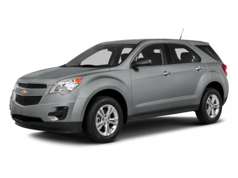 2014 Chevrolet Equinox LS Atlantis Blue MetallicJET BLACK V4 24 Automatic 2 miles  ENGINE 24L
