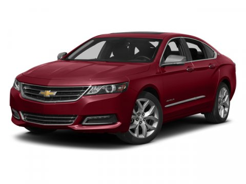 2014 Chevrolet Impala LTZ SILVER ICE METALLICDARK TITANIUM LEATHER V4 25L Automatic 17267 miles