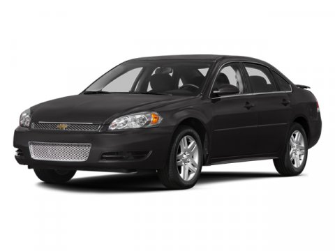 2014 Chevrolet Impala Limited LT FWD BlackEbony V6 36L Automatic 22981 miles Black With Black