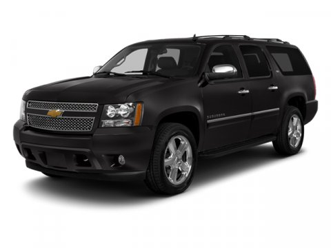 2014 Chevrolet Suburban LS 4x4 BlackEbony V8 53L Automatic 3 miles  Four Wheel Drive  Tow Hit
