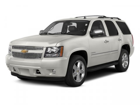 2014 Chevrolet Tahoe LT Summit White V8 53L Automatic 15169 miles CARFAX 1-Owner 3rd Row Seat