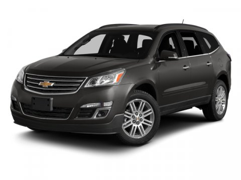 2014 Chevrolet Traverse LS WhiteTitanium V6 36L Automatic 5 miles  ENGINE 36L SIDI V6 281 hp