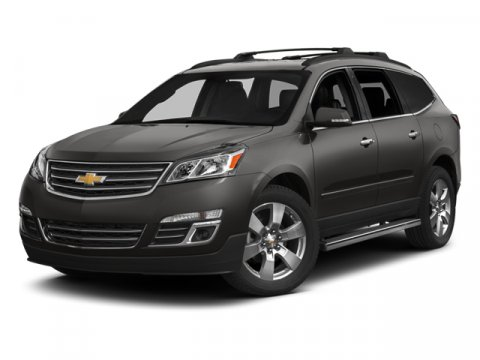 2014 Chevrolet Traverse LTZ  V6 36L Automatic 0 miles  COLOR TOUCH NAVIGATION SYSTEM Includes