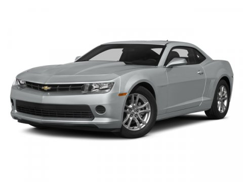 2014 Chevrolet Camaro LS Ashen Gray MetallicBlack V6 36L Automatic 0 miles  Rear Wheel Drive