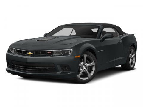 2014 Chevrolet Camaro 2SS 2dr Convertible BlackBlack V8 62L  15 miles  Rear Parking Aid  Back