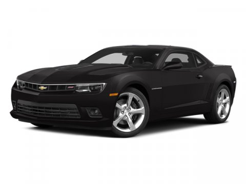 2014 Chevrolet Camaro 2SS 2dr Coupe Red Rock MetallicBlack V8 62L  21 miles  Rear Parking Aid