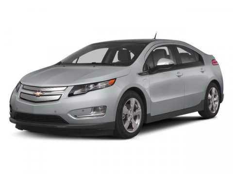 2014 Chevrolet Volt Silver Ice MetallicJET BLACK V4 14L Automatic 8 miles  ENGINE RANGE EXTEND