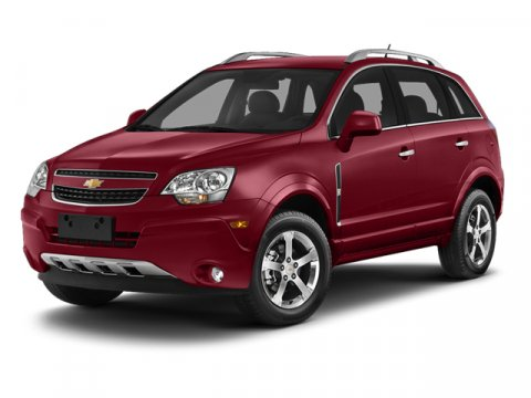 2014 Chevrolet Captiva Sport Fleet LTZ Black Granite Metallic V4 24L Automatic 0 miles  Leathe