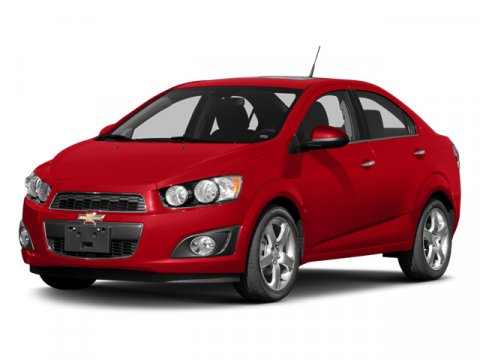 2014 Chevrolet Sonic LT Crystal Red TintcoatBLKTITAN V4 18L Automatic 4 miles  CRYSTAL RED TI