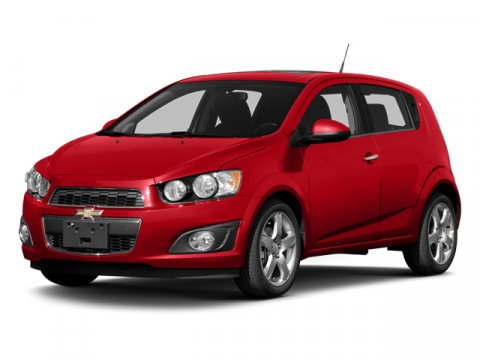 2014 Chevrolet Sonic LS Manual 4dr Hatchback Red HotJet BlackDark Titanium V4 18L Manual 16 mi