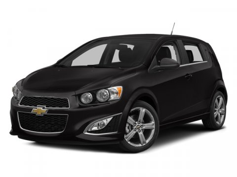 2014 Chevrolet Sonic RS Black Granite MetallicJET BLACK V4 14L Manual 5 miles  GAR LUV MR5 YF5