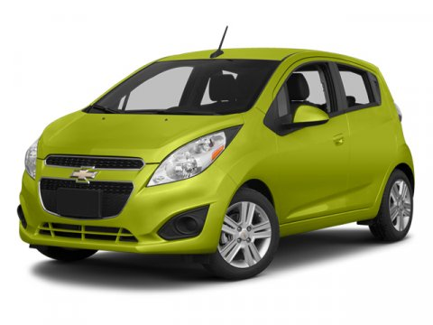 2014 Chevrolet Spark LT LimeGREEN W GREEN TRIM V4 12L Automatic 2 miles  ENGINE ECOTEC 12L