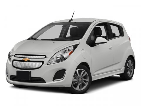 2014 Chevrolet Spark EV LT Summit WhiteDARK PEWTER WELECTRIC V  Automatic 5 miles  Electric Mo