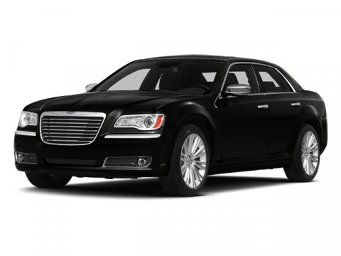 2014 Chrysler 300 Bright White ClearcoatBlack V6 36 L Automatic 5 miles  BLACK LEATHER TRIMMED
