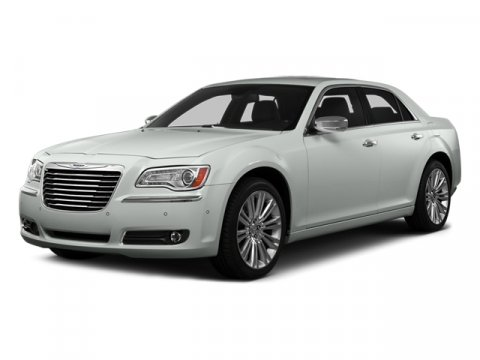 2014 Chrysler 300 300C Billet Silver Metallic Clearcoat V8 57 L Automatic 0 miles  Rear Wheel