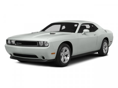 2014 Dodge Challenger BASE Bright White ClearcoatDark Slate Gray V6 36 L Automatic 10 miles Th