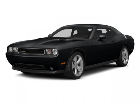 2014 Dodge Challenger RT BLACK V8 57 L Automatic 2 miles Step into the 2014 Dodge Challenger