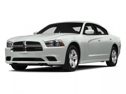 2014 Dodge Charger SE Bright White Clearcoat V6 36 L Automatic 5 miles  BLACKLT FROST BEIGE B