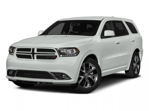 2014 Dodge Durango Citadel Bright White ClearcoatBlack V8 57 L Automatic 5 miles  BLACK LUXURY