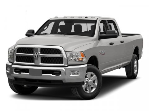 2014 Ram 3500 Tradesman White V6 67 L Automatic 1 miles  Four Wheel Drive  Tow Hitch  Power