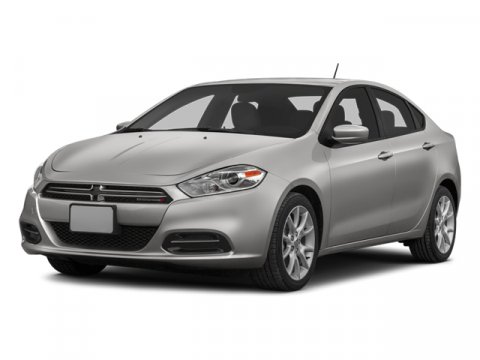2014 Dodge Dart SXT Bright White ClearcoatBlack V4 24 L Automatic 5 miles  BLACK PREMIUM CLOTH