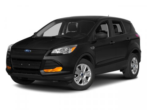 2014 Ford Escape Titanium EcoBoost FWD Tuxedo BlackCharcoal Black V4 20 L Automatic 37058 mile