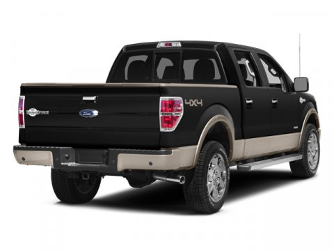 2014 FORD F-150 F150 4X4 SUPERCREW