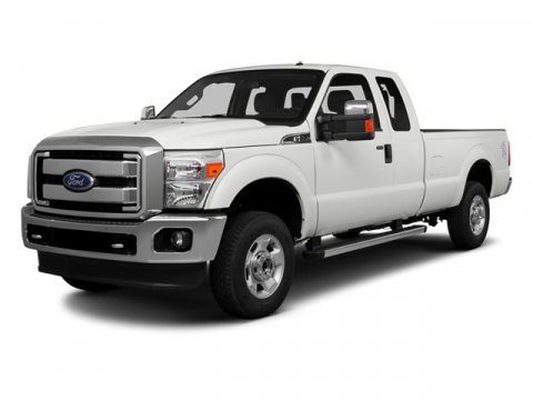2014 Ford Super Duty F-250 SRW White PlatinumDune Lth Trim Htd Bkt Sts V8 62 L Automatic 0 mile