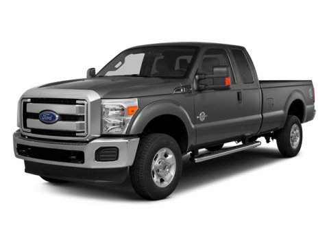 2014 Ford Super Duty F-350 SRW Tuxedo Black MetallicChar Blk Full Lthr Buck V8 67 L Automatic 0