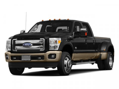 2014 Ford Super Duty F-350 DRW King Ranch 4X4 White Platinum Metallic Tri-CoatLQ V8 67 L Automat