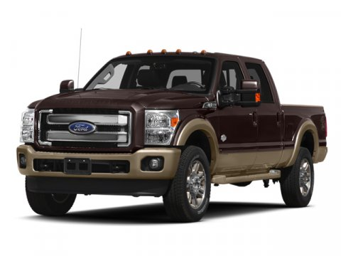 2014 Ford Super Duty F-350 SRW King Ranch 4X4 White Platinum Metallic Tri-CoatLQ V8 67 L Automat