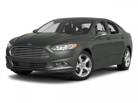 2014 Ford Fusion SE Tuxedo Black MetallicBW LEATHER SEATING CHARCOAL BLACK V4 15 L Automatic 0