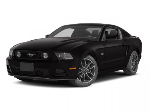 2014 Ford Mustang Ingot Silver Metallic4W CHAR BLACK T V8 50 L 44X 6-SPEED MA 10 miles  Rear