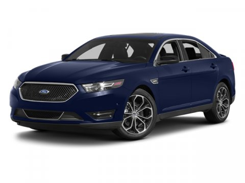 2014 Ford Taurus SHO Black V6 35 L Automatic 0 miles Be the talk of the town when you roll dow