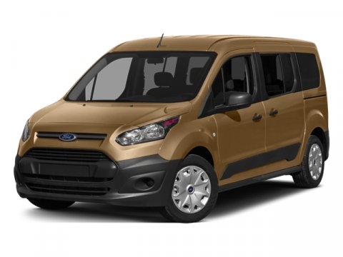 2014 Ford Transit Connect Wagon XLT Panther Black MetallicMED STONE LEATHER V4 25 L Automatic