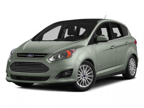 2014 Ford C-Max Energi SEL Sterling Gray MetallicCharcoal Black V4 20 L Variable 0 miles  Fron