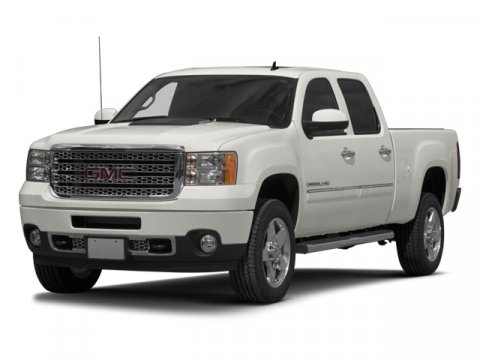 2014 GMC Sierra 2500HD Denali Summit WhiteEbony V8 66L Automatic 0 miles  AUDIO SYSTEM WITH NA