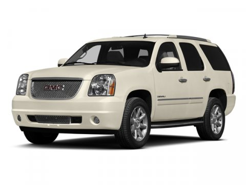 2014 GMC Yukon Denali Onyx Black V8 62L Automatic 13721 miles  Air Suspension  LockingLimite