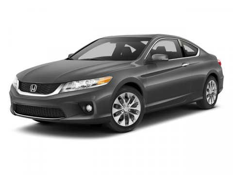 2014 Honda Accord Coupe EX-L Crystal Black Pearl V4 24 L Variable 23400 miles Black wLeather