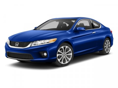 2014 Honda Accord Coupe EX-L with Navi Alabaster Silver MetallicBlack V6 35 L Automatic 5 miles