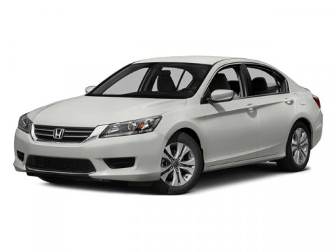 2014 Honda Accord Sedan LX Modern Steel MetallicNH-797MBLACK V4 24 L Variable 5 miles  BLACK