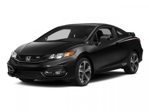 2014 Honda Civic Coupe Si Crystal Black Pearl V4 24 L Manual 19185 miles Home of the Exclusiv