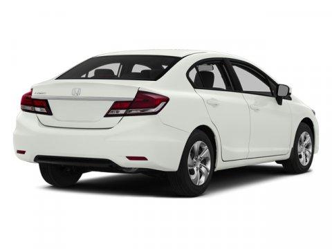 2014 Honda Civic Sedan LX White V4 18 L Variable 36934 miles  Front Wheel Drive  Power Steer