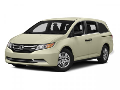 2014 Honda Odyssey LX FWD Modern Steel MetallicGray V6 35 L Automatic 42228 miles Grey with G